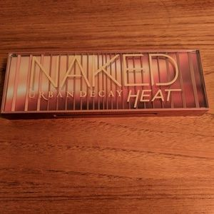 Urban Decay Naked Heat palette 🔥🔥🔥